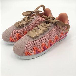 Poppy Crochet Summer Shoes for Women Sz 7